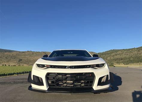2018 Chevrolet Camaro Zl1 1le Test Drive Review