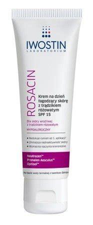 Iwostin Rosacin Soothing Day Cream for Rosacea Skin SPF15