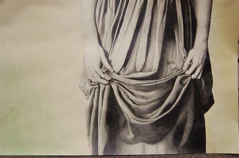 fabric draped drape fabric drawing lesson http www bcsc k12 in us