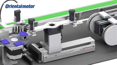 Application Of Electric Motor by Electric Motor And Actuator Automation Application