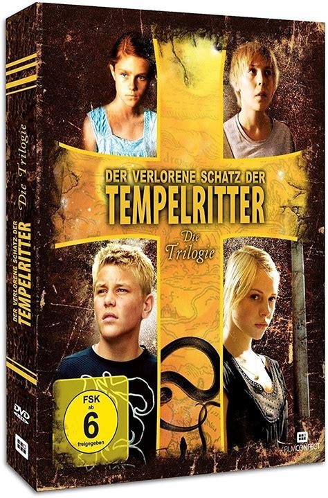 der verlorene schatz der tempelritter dvd