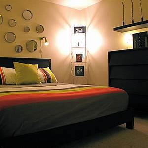 wall decor ideas for bedroom with to decorate a home With simple bed room wall decoration