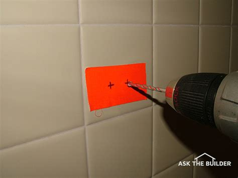how to drill through tile how to drill ceramic tile ask the builder