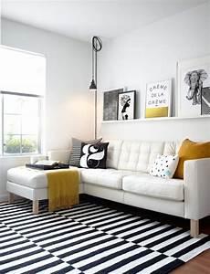 Ikea Tapis Salon : ikea salon 50 id es de meubles exquises pour vous ~ Premium-room.com Idées de Décoration