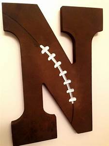 room boys soccer and boys on pinterest With boys wooden letters