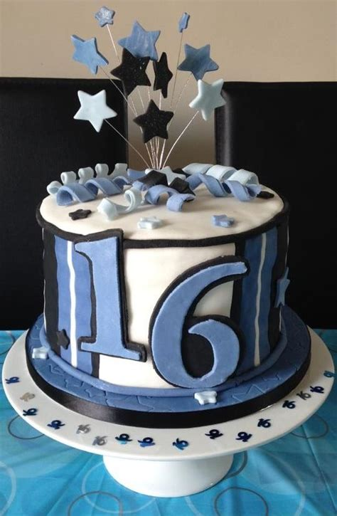 Tips for decorating baby's first birthday cake. 16th Birthday Cakes for Boys   Boys 16th Birthday Cake   Cooking & Baking   Pinterest   Boys ...