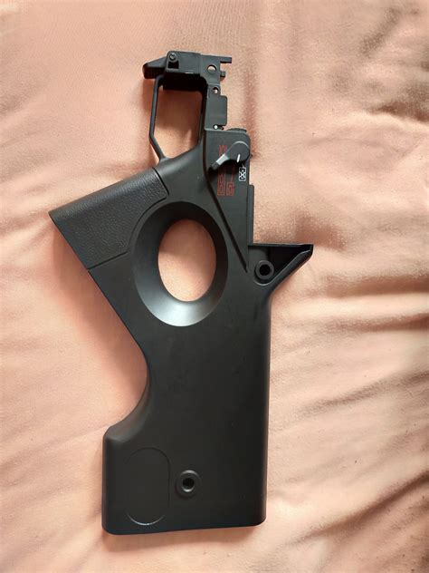 sl   receiver  stock body airsoft nation