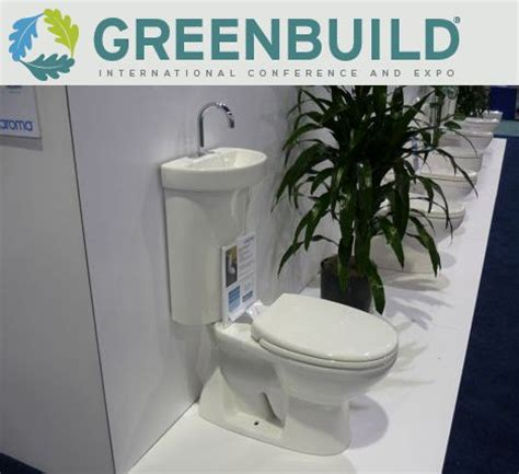 Caroma Makes A Toilet With Sink Look Elegant Treehugger