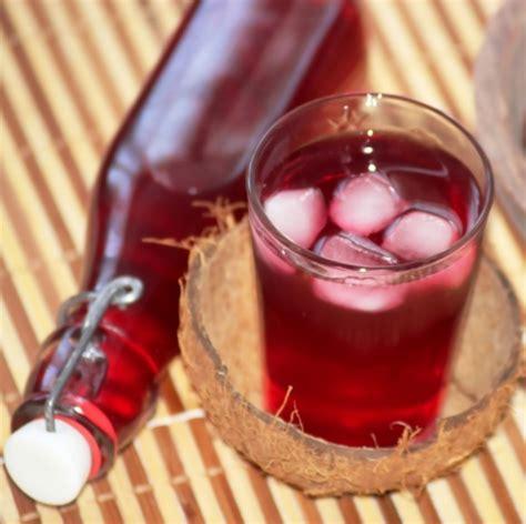 recette de cuisine cote d ivoire recette du jus de bissap appelé aussi dabléni oseille