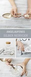 Silber Reinigen Hausmittel : haushaltstipp angelaufenes silber reinigen besteck ~ Watch28wear.com Haus und Dekorationen