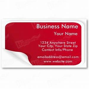 Business card stickers for Business cards stickers