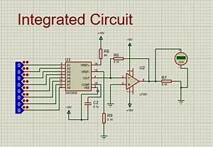 Sistem Digital C  Integrated Circuit D  A Converter