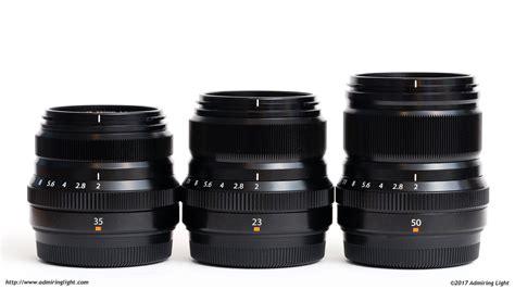 Review: Fujifilm Fujinon XF 50mm f/2 R WR - Admiring Light