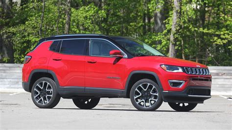 jeep compass 2017 red 2017 jeep compass review photo gallery