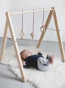 Baby Gym Holz : diy wooden baby gym the merrythought ~ Watch28wear.com Haus und Dekorationen