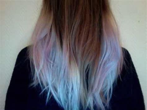 I Love This Periwinkle Lavender Thang Going On With The