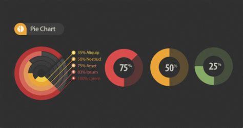 infographic vector elements vector objects pixeden