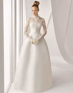 20 of the most stunning long sleeve wedding dresses chic With long sleve wedding dress