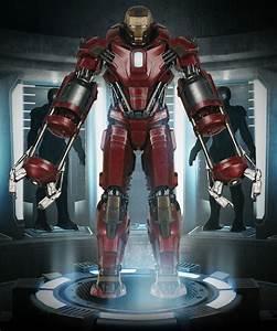 IRON MAN 3 - Mark 35 Red Snapper Rescue Armor — GeekTyrant