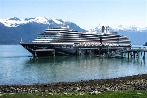 Holland America Alaska Cruise Ship  Flying And Travel