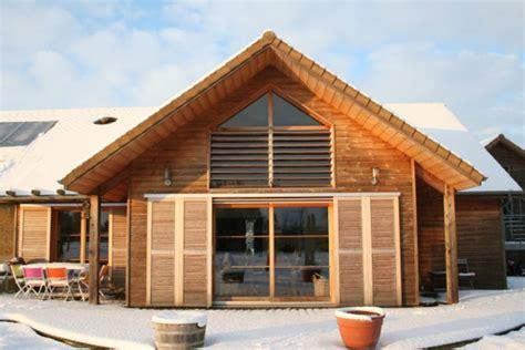 maison bois a vendre maison en bois 233 cologique 224 vendre en seine maritime 76 pr 232 s de rouen 171 l architecturale
