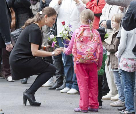 Pregnant Princess Victoria Prince Daniel Sweden