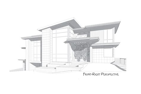 Plan 85152MS: Exclusive and Unique Modern House Plan in