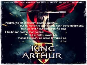 #KingArthur #La... Heroes Arthur Quotes