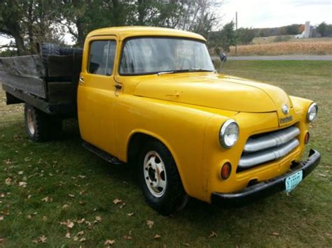 Find Used 1956 Dodge 15 Ton Job Rated Truck In Clayton