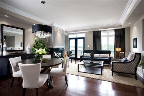 Jane Lockhart Condo Livingdining Room  Modern Living