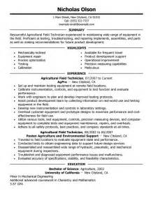 resume objective exles for field executive career field performance exles myideasbedroom