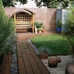 Gartengestaltung Mit Holz : 17 tipps f r holz boden belag im garten oder auf der terrasse ~ One.caynefoto.club Haus und Dekorationen