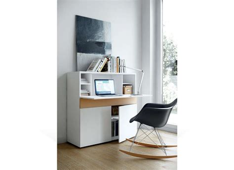 bureau escamotable mural bureau rétractable design achatdesign