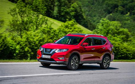 Nissan X Trail 4k Wallpapers by Wallpapers 4k Nissan X Trail 2018 Cars