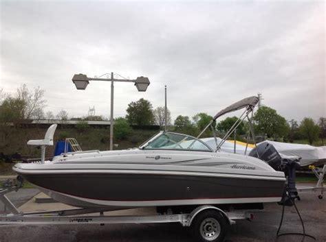 Hurricane Boats 187 Ob by Hurricane Sundeck 187 Ob Boats For Sale Boats