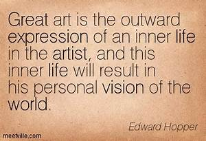 Quotes about Expression and art (111 quotes)