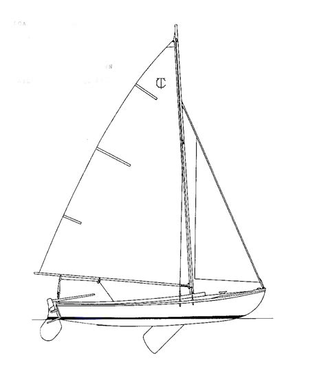 Sailboat Lines by Windo Topic Tamar Class Sailing Dinghy Plans