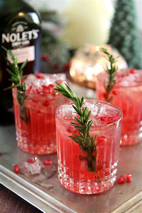 100 christmas cocktails holiday alcoholic drink recipes