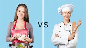 chef or cook whats the difference sidekicker With cook vs einhorn