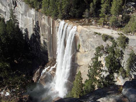 Vernal Falls Yosemite California Natural Creations