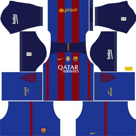 New kit barcelona 2016 512x512 dream lague soccer - YouTube