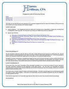 10 best images of accounting engagement agreement template for Cpa tax preparation engagement letter