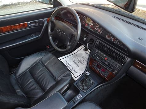 accident recorder 1991 audi 100 transmission control 1995 audi a6 2 8 quattro 5 speed revisit german cars for sale blog
