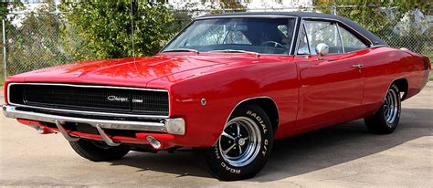 dodge charger  classic muscle car  beauty