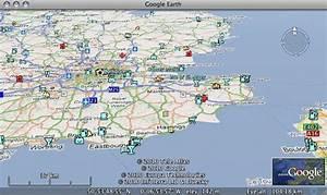 Image Google Map : google maps in google earth ~ Medecine-chirurgie-esthetiques.com Avis de Voitures