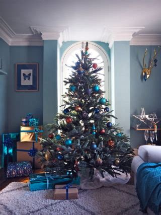elegant christmas tree decorating ideas  balsam hill