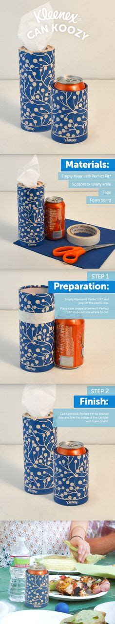 kleenex brand creations images reuse upcycle