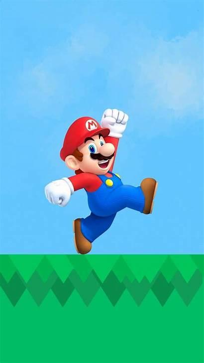 Mario Super Iphone Wallpapers 64 Bros Phone