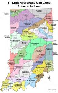 Purdue Indiana Watershed Maps