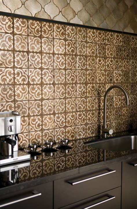moroccan inspired tiles    interior digsdigs